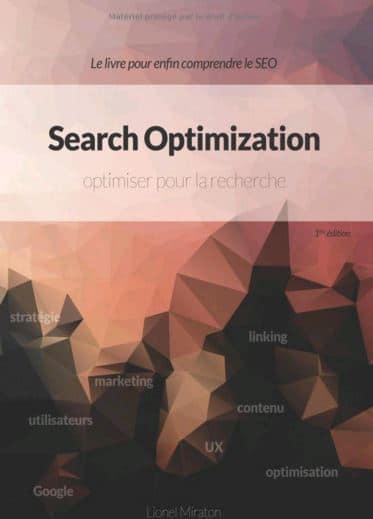 Search Optimization par Lionel Miraton
