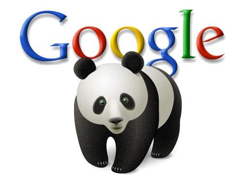 google panda seo - mise à jour de l'algortithme