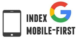 Impact de l'Index Mobile First sur le SEO