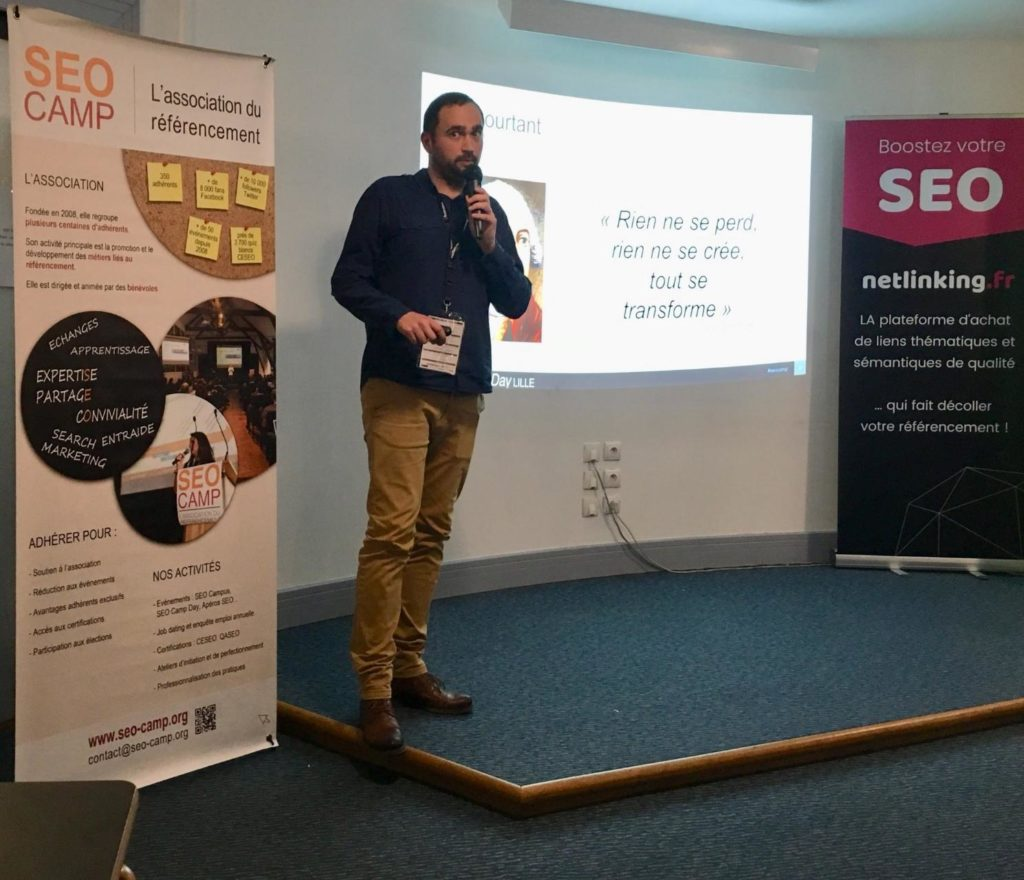 SEOCamp Day Lille