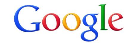 Logo Google en 2010